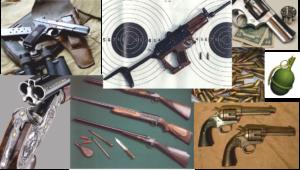 Экспертиза оружия, относящегося к холодному: