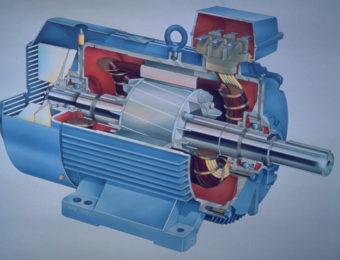 Электродвигатели переменного тока