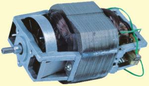 Коллекторные двигатели