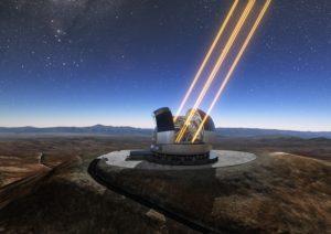 Инфракрасные телескопы
