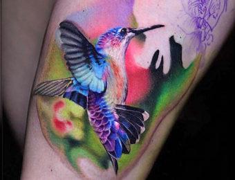 Татуировки по половой принадлежности