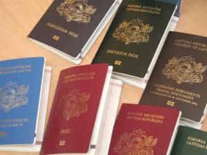Фантастический паспорт (Fantasy passport)