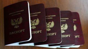 Коллективный паспорт