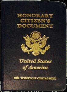 Паспорт почётного гражданина