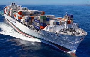 Перевозка грузов водным транспортом