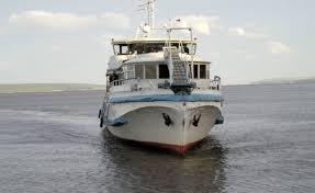 Перевозка пассажиров водным транспортом