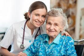 Уход за престарелыми и инвалидами