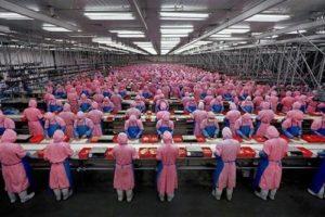 Массовое производство
