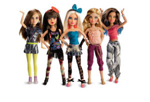 Серийные куклы