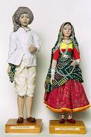 Индийские декоративные куклы