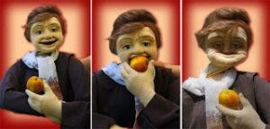 Мимирующая кукла