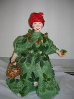 Персонажная кукла