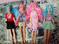 Плоские куклы
