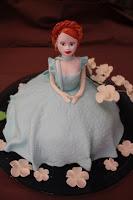 Съедобная кукла
