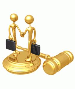 По степени подчинения представителей административных правоотношений