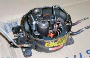 Коллекторный компрессор