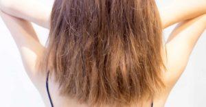 Для повреждённых волос
