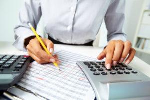 Заполнение налоговой